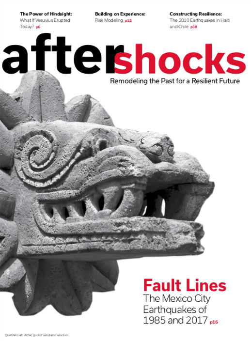 Aftershocks: Remodeling the Past for a Resilient Future