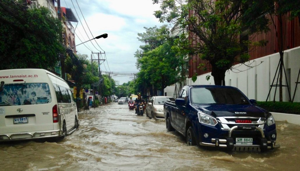 UR Field Lab: Chiang Mai Urban Flooding