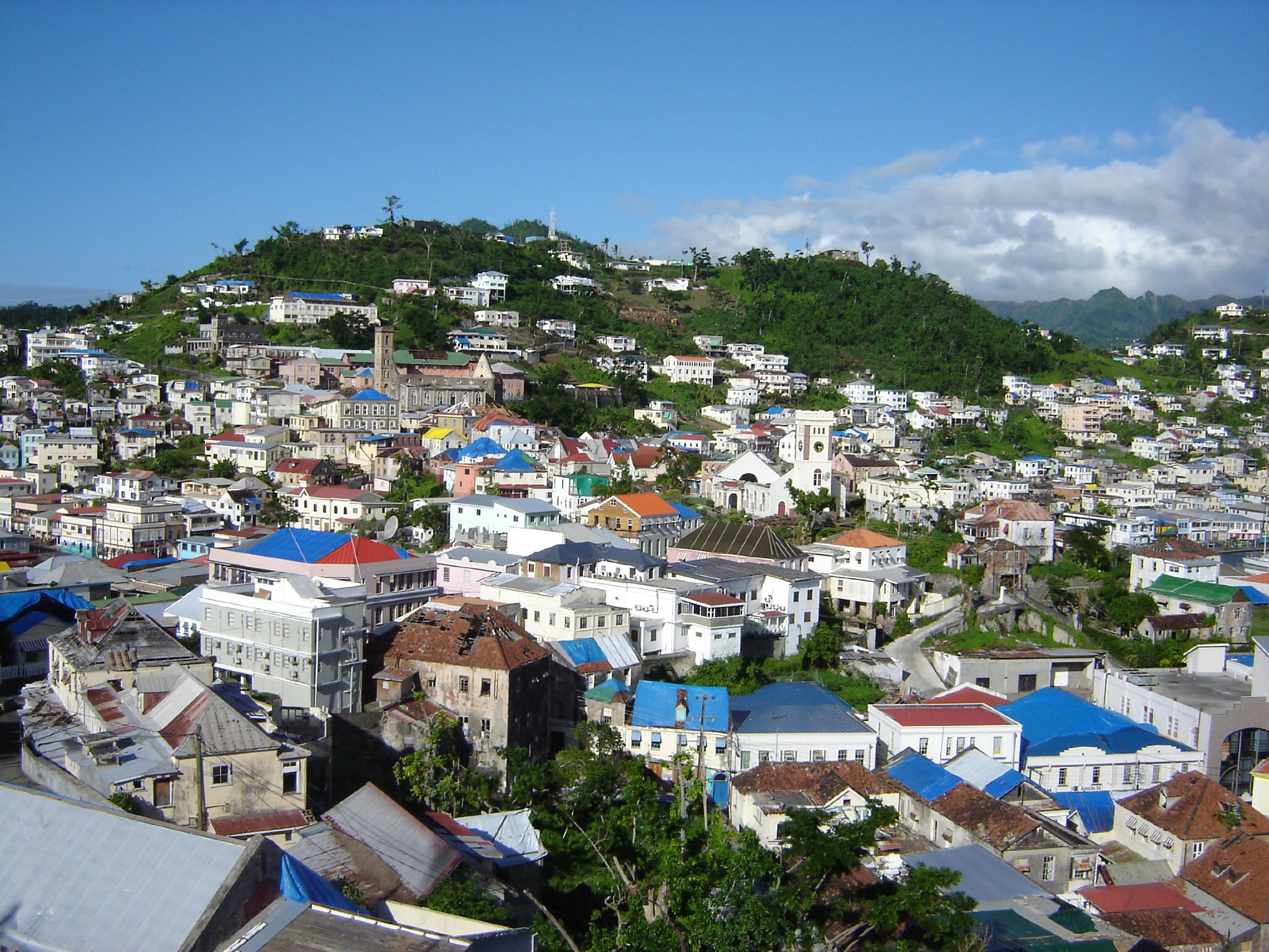 Coping with disasters: advancing disaster risk financing strategies in the Caribbean