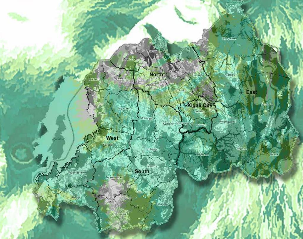 The national risk atlas of Rwanda