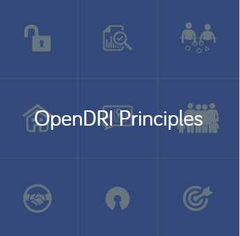 Open Data for Resilience Initiative (OpenDRI) e-learning course