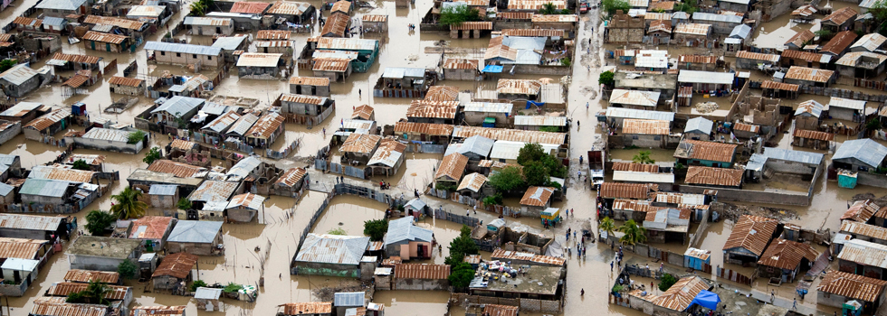 Reducing Disaster Risk through Hydromet Technology in Haiti