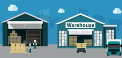 Warehouse Illustration