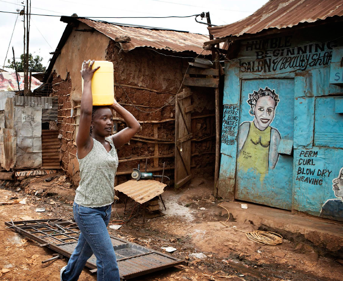 Strengthening urban resilience in African cities: Understanding and addressing urban risk